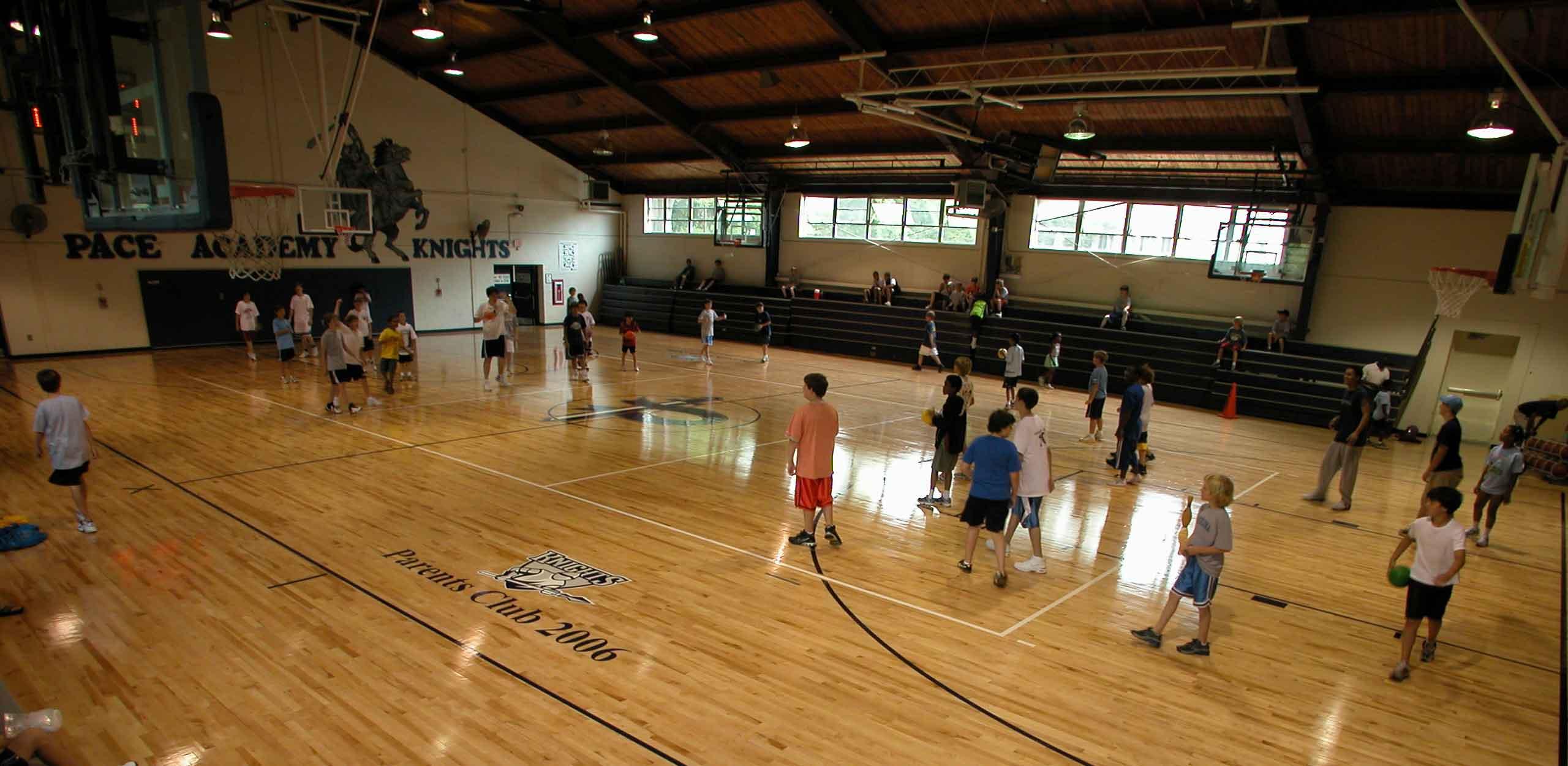 Pace_Academy_Boyd_Gym