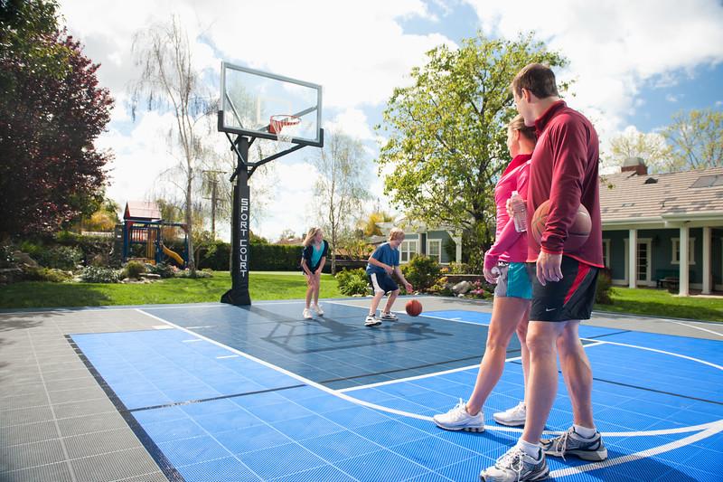 Sport Court Family